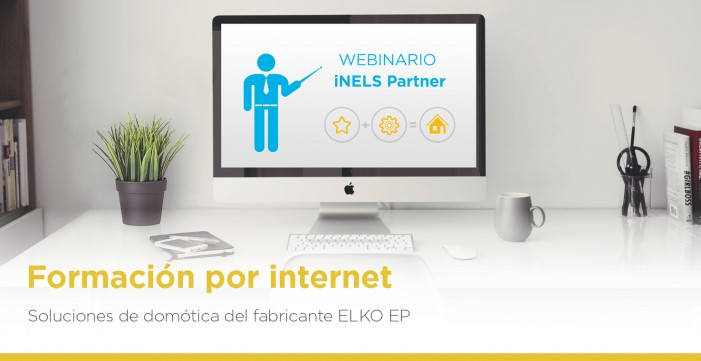 Webinarios iNELS Partner photo